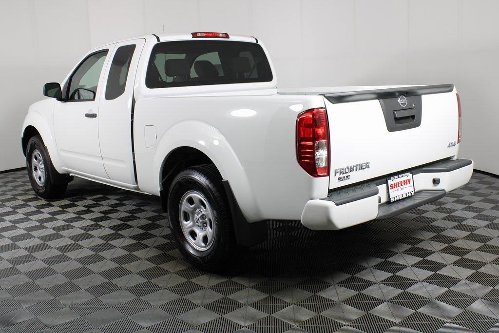 2021 Nissan Frontier 4x4, Pickup #D714427 - photo 5