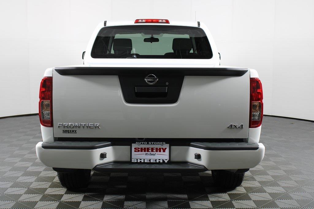 2021 Nissan Frontier 4x4, Pickup #D714427 - photo 6