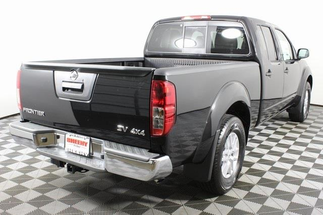 2020 Nissan Frontier Crew Cab 4x4, Pickup #D714493 - photo 1