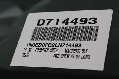 2020 Nissan Frontier Crew Cab 4x4, Pickup #D714493 - photo 27