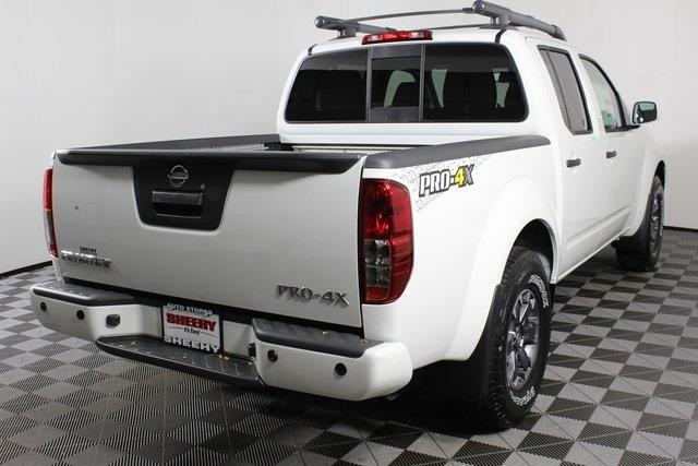 2020 Nissan Frontier Crew Cab 4x4, Pickup #D715322 - photo 7