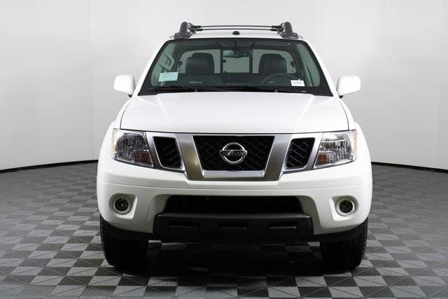 2020 Nissan Frontier Crew Cab 4x4, Pickup #D715817 - photo 4