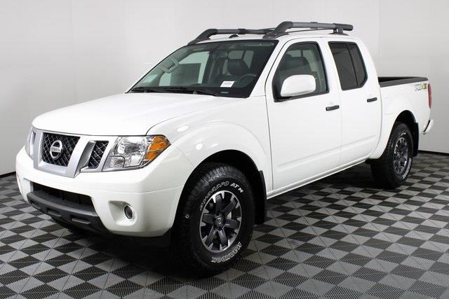 2020 Nissan Frontier Crew Cab 4x4, Pickup #D715817 - photo 5