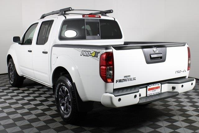 2020 Nissan Frontier Crew Cab 4x4, Pickup #D715817 - photo 6