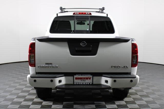 2020 Nissan Frontier Crew Cab 4x4, Pickup #D715817 - photo 7