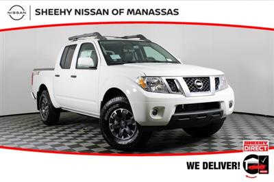 2020 Nissan Frontier Crew Cab 4x4, Pickup #D715817 - photo 1
