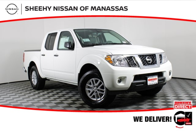 2020 Nissan Frontier Crew Cab 4x4, Pickup #D715855 - photo 1
