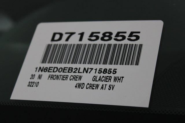2020 Nissan Frontier Crew Cab 4x4, Pickup #D715855 - photo 21