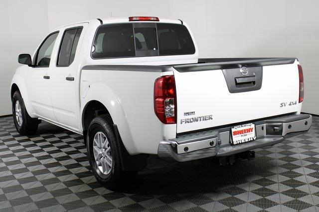 2020 Nissan Frontier Crew Cab 4x4, Pickup #D715855 - photo 5