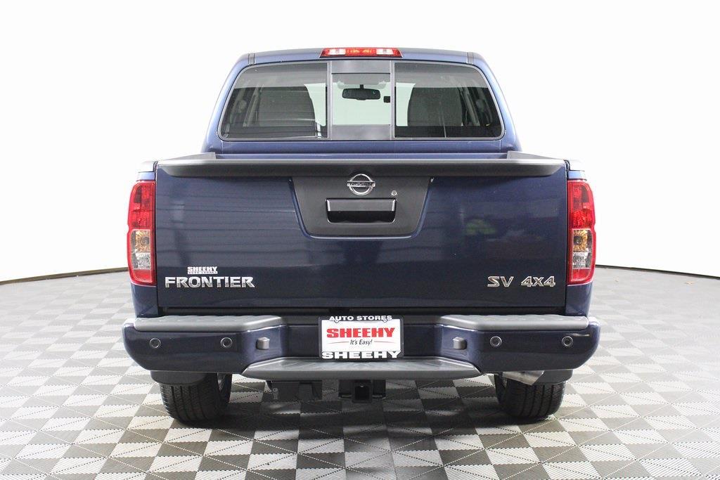 2021 Nissan Frontier 4x4, Pickup #D716061 - photo 6