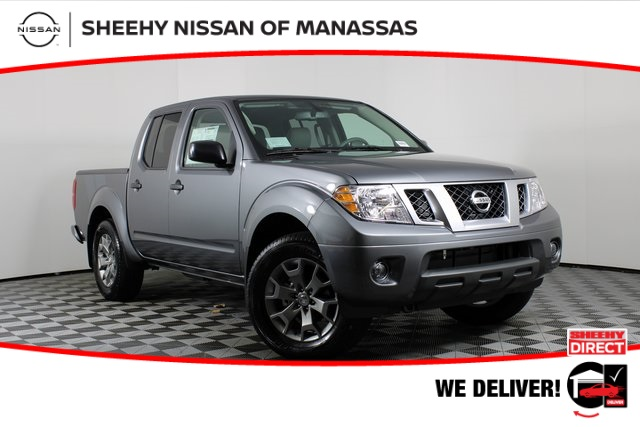 2020 Nissan Frontier Crew Cab 4x4, Pickup #D716657 - photo 1