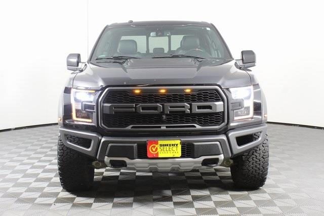 2018 Ford F-150 SuperCrew Cab 4x4, Pickup #D716657A - photo 2
