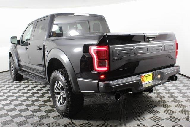 2018 Ford F-150 SuperCrew Cab 4x4, Pickup #D716657A - photo 4