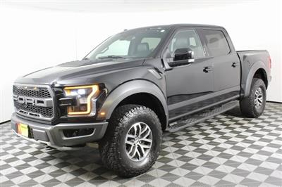 2018 Ford F-150 SuperCrew Cab 4x4, Pickup #D716657A - photo 3