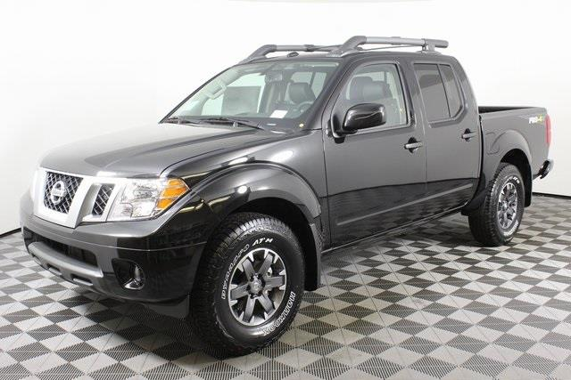 2020 Nissan Frontier Crew Cab 4x4, Pickup #D717499 - photo 5