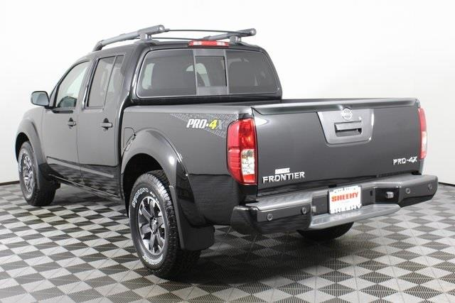 2020 Nissan Frontier Crew Cab 4x4, Pickup #D717499 - photo 6
