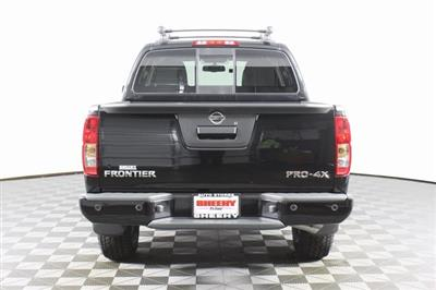 2020 Nissan Frontier Crew Cab 4x4, Pickup #D717499 - photo 7