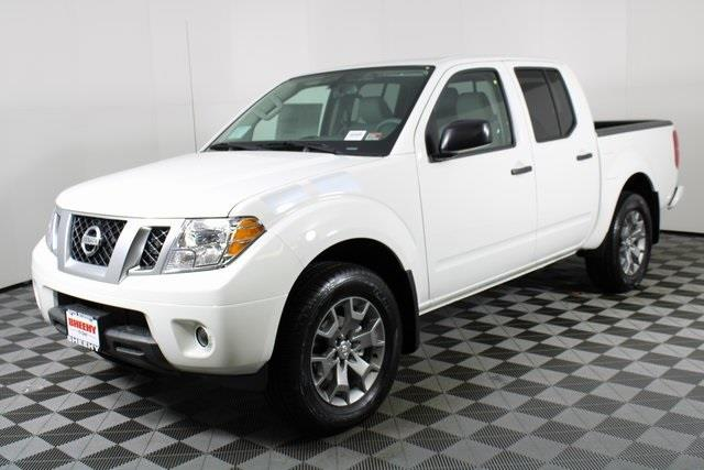 2020 Nissan Frontier Crew Cab 4x4, Pickup #D718186 - photo 4