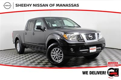 2020 Nissan Frontier Crew Cab 4x4, Pickup #D722004 - photo 1