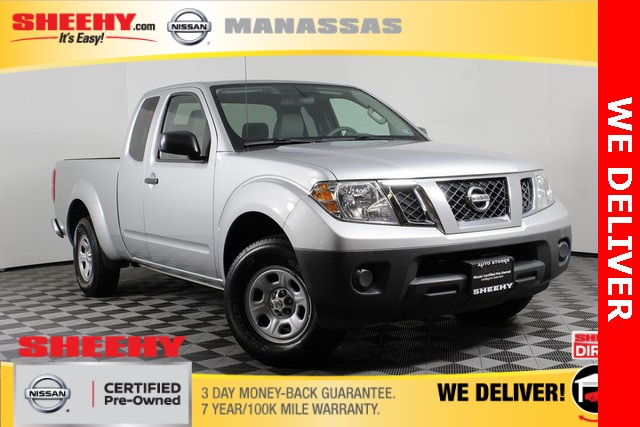 2014 Frontier 4x2, Pickup #D731486A - photo 1