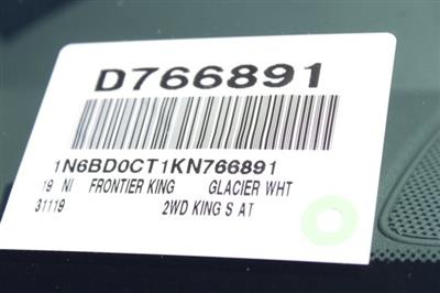 2019 Frontier King Cab 4x2,  Pickup #D766891 - photo 29