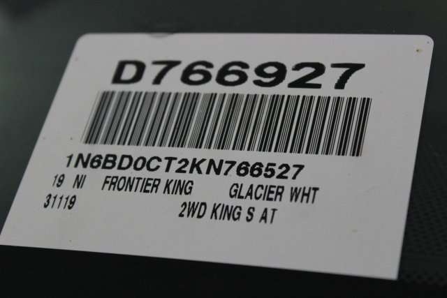 2019 Frontier King Cab 4x2,  Pickup #D766927 - photo 29