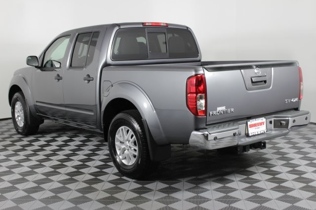 2019 Frontier Crew Cab 4x4, Pickup #D798726 - photo 6