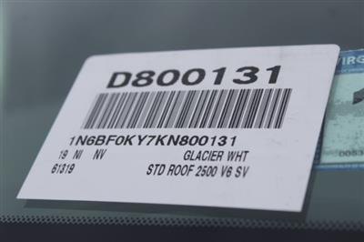 2019 NV2500 Standard Roof 4x2,  Empty Cargo Van #D800131 - photo 30