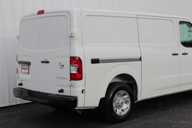 2019 NV1500 Standard Roof 4x2,  Empty Cargo Van #D801220 - photo 5