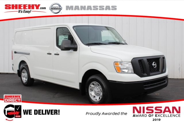 2019 NV1500 Standard Roof 4x2, Empty Cargo Van #D802360 - photo 1