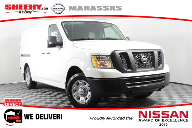 2020 Nissan NV2500 Standard Roof 4x2, Empty Cargo Van #D803530 - photo 1