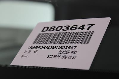 2021 Nissan NV1500 4x2, Empty Cargo Van #D803647 - photo 29