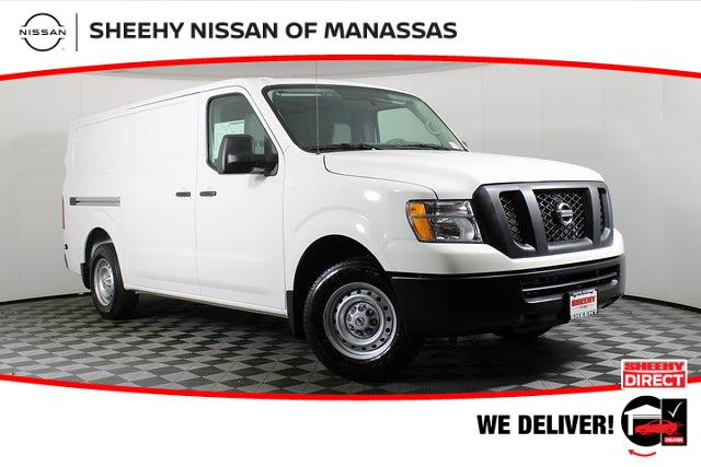 2021 Nissan NV2500 4x2, Empty Cargo Van #D803993 - photo 1