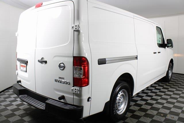 2021 Nissan NV2500 4x2, Empty Cargo Van #D803993 - photo 1