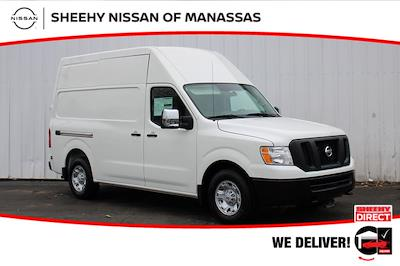 2021 Nissan NV3500 4x2, Empty Cargo Van #D804679 - photo 1