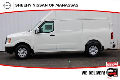 2021 Nissan NV3500 4x2, Empty Cargo Van #D804679 - photo 4