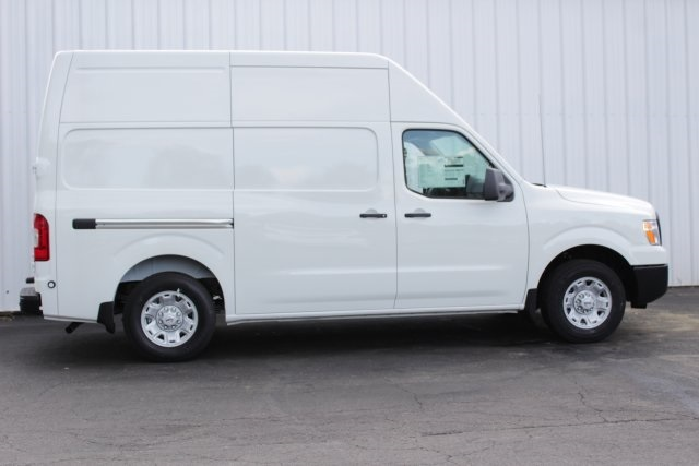 2019 NV2500 High Roof 4x2,  Empty Cargo Van #D804753 - photo 3