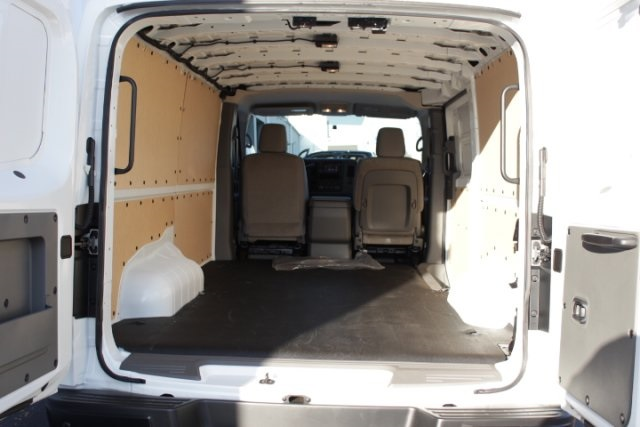 2019 NV2500 Standard Roof 4x2,  Empty Cargo Van #D805026 - photo 1