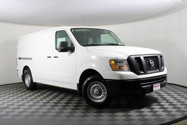 2021 Nissan NV1500 4x2, Empty Cargo Van #D805560 - photo 1