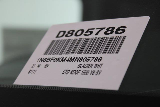 2021 Nissan NV1500 4x2, Empty Cargo Van #D805786 - photo 29