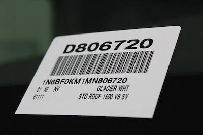 2021 Nissan NV1500 4x2, Empty Cargo Van #D806720 - photo 29