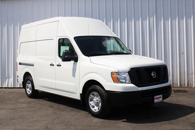 2021 Nissan NV2500 4x2, Empty Cargo Van #D806744 - photo 1