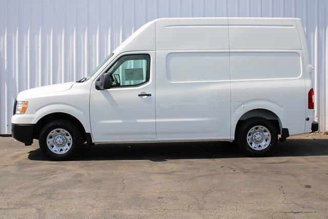 2021 Nissan NV2500 4x2, Empty Cargo Van #D806744 - photo 4