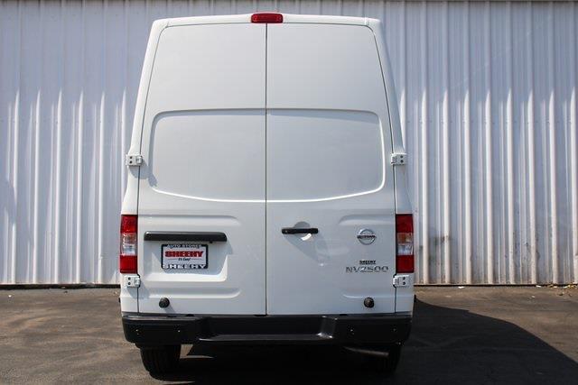 2021 Nissan NV2500 4x2, Empty Cargo Van #D806744 - photo 5