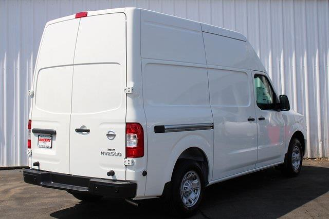 2021 Nissan NV2500 4x2, Empty Cargo Van #D806744 - photo 6
