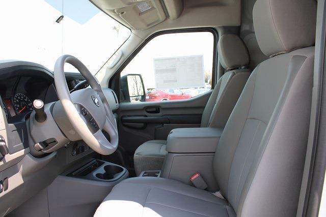 2021 Nissan NV2500 4x2, Empty Cargo Van #D806744 - photo 9