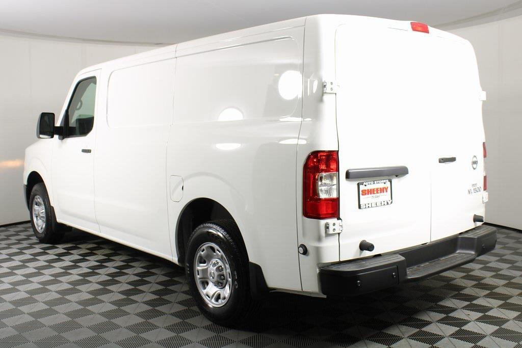 2021 Nissan NV1500 4x2, Empty Cargo Van #D806814 - photo 5