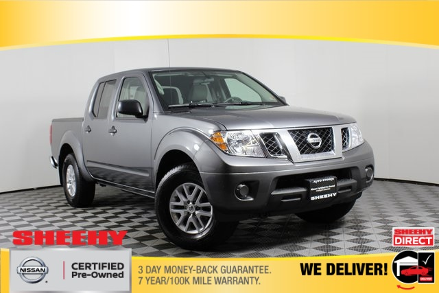 2019 Nissan Frontier Crew Cab 4x4, Pickup #D807769A - photo 1