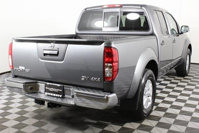 2019 Nissan Frontier Crew Cab 4x4, Pickup #D807769A - photo 6