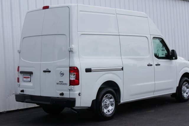 2019 NV2500 High Roof 4x2,  Empty Cargo Van #D807796 - photo 5